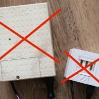 Beim All-Ip Anschluss nicht mehr nötig: NTBA und Splitter