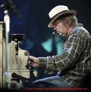 Neil Young 2010