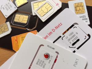 Noch gibt es SIM-Karten - bis die e-SIM kommt