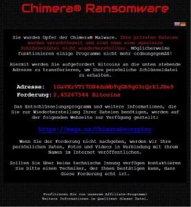 ransomware locky chimera