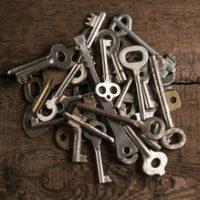 Zweitschlüssel