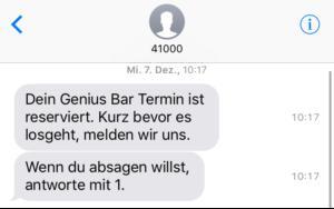 Apple Kundendienst